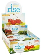 Rise Foods - Rise Energy Bar Cherry Almond - 1.6 oz. Formerly PranaBar