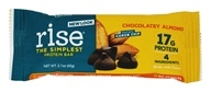 Rise Foods - Rise Protein Bar Crunchy Carob Chip - 2.1 oz. Formerly Boomi Bar