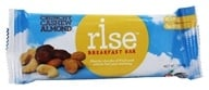 Rise Foods - Rise Breakfast Bar Crunchy Cashew Almond - 1.4 oz. Formerly Boomi Bar
