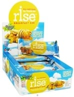 Rise Foods - Rise Breakfast Bar Crunchy Honey Walnut - 1.4 oz. Formerly Boomi Bar