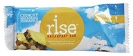 Rise Foods - Rise Breakfast Bar Crunchy Macadamia Pineapple - 1.4 oz. Formerly Boomi Bar (690819041082)
