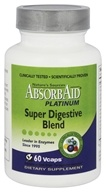 Absorbaid - Platinum Super Digestive Blend - 60 Vegetarian Capsules, from category: Nutritional Supplements