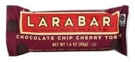 Larabar - Chocolate Chip Cherry Torte Bar - 1.6 oz., from category: Nutritional Bars
