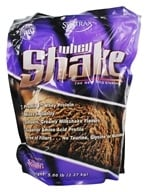 Syntrax - Whey Shake Whey Protein Concentrate Chocolate - 5 lbs. - $38.52