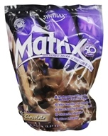 Syntrax - Matrix 5.0 Sustained-Release Protein Blend Milk Chocolate - 5.32 lbs., from category: Sports Nutrition