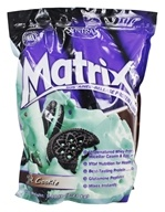 Syntrax - Matrix 5.0 Sustained-Release Protein Blend Mint Cookie - 5.4 lbs., from category: Sports Nutrition