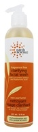 Earth Science - Clarifying Facial Wash For Oily & Combination Skin Fragrance Free - 8 oz.