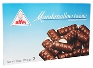 Image of Joyva - Chocolate Covered Marshmallow Twists - 9 oz.