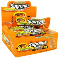 Supreme Protein - Carb Conscious Bar Chocolate Caramel Cookie Crunch - 3.38 oz.