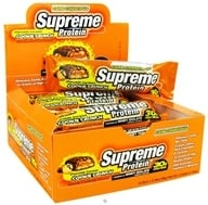 Image of Supreme Protein - Carb Conscious Bar Chocolate Caramel Cookie Crunch - 3.38 oz.