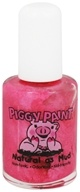 Piggy Paint - Nail Polish Forever Fancy Sparkly Bright Pink - 0.5 oz. CLEARANCE PRICED (850394002018)