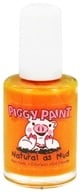 Piggy Paint - Nail Polish Mac-n-Cheese Please Vibrant Pumpkin Orange - 0.5 oz.