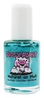 Piggy Paint - Nail Polish Sea-quin Pastel Turquoise - 0.5 oz. by Piggy Paint