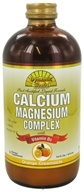 Dynamic Health - Calcium Magnesium Complex with Vitamin D3 Orange Creamsicle - 16 oz., from category: Vitamins & Minerals