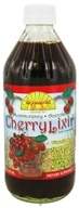 Image of Dynamic Health - Cherry Lixir Juice Concentrate Montmorency & Acerola Blend - 16 oz.