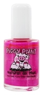 Piggy Paint - Nail Polish Project Earth LOL Neon Magenta - 0.5 oz.