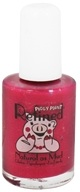 Piggy Paint - Nail Polish Refined How Merlot Can You Go Deep Shimmery Merlot - 0.5 oz.