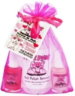 Image of Piggy Paint - Nail Polish Gift Set Cuddles and Kisses - 3 Piece(s)