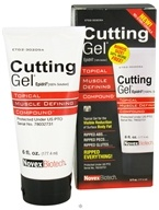 Novex Biotech - Cutting Gel Bonus Size 50% More - 6 oz. (856528001223)