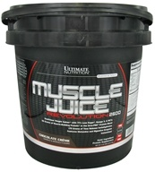 Ultimate Nutrition - Platinum Series Muscle Juice Revolution 2600 Chocolate Creme - 11.1 lbs., from category: Sports Nutrition