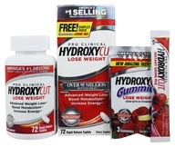 Muscletech Products - Hydroxycut Pro Clinical - 72 Caplets