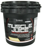 Ultimate Nutrition - Platinum Series Muscle Juice Revolution 2600 Vanilla Creme - 11.1 lbs.