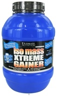 Ultimate Nutrition - Platinum Series Iso Mass Xtreme Gainer Soft Vanilla Ice Cream - 10.11 lbs. (099071002761)