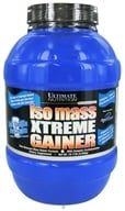 Ultimate Nutrition - Platinum Series Iso Mass Xtreme Gainer Soft Vanilla Ice Cream - 10.11 lbs. - $79.89