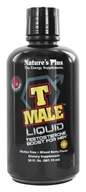 Image of Nature's Plus - T Male Mixed Berry - 30 oz.