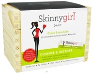Skinnygirl - Daily Cleanse & Restore Green Lemonade - 30 Packet(s) DAILY DEAL (851659003009)