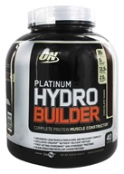Image of Optimum Nutrition - Platinum Hydrobuilder Chocolate Shake 40 Servings - 4.59 lbs.