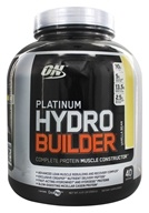Optimum Nutrition - Platinum Hydrobuilder Vanilla Bean 40 Servings - 4.41 lbs. - $54.89