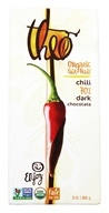 Theo Chocolate - Classic Collection Organic Dark Chocolate 70% Cacao Spicy Chile - 3 oz.
