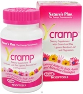 Nature's Plus - Y Cramp - 90 Softgels by Nature's Plus
