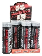 Image of Nature's Plus - Source of Life Energy Shot Extended Delivery Natural Tropical Fruit Flavor - 4 oz. OVERSTOCKED