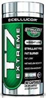 Image of Cellucor - T7 Extreme Stimulant Free Fat Burner - 90 Capsules