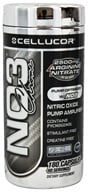 Cellucor - NO3 Chrome Nitric Oxide Pump Amplifier - 180 Capsules, from category: Sports Nutrition