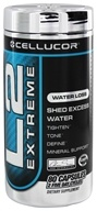 Cellucor - L2 Extreme Water Loss - 80 Capsules by Cellucor