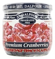 St. Dalfour - Super Plump Premium Cranberries - 7 oz.