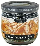 Image of St. Dalfour - Super Plump Luscious Figs - 7 oz.