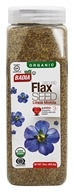 Badia - Organic Ground Flax Seed - 16 oz. (033844005108)