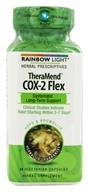 Rainbow Light - TheraMend COX-2 Flex Systematic Long-Term Support with Meriva - 50 Vegetarian Capsules (021888810314)