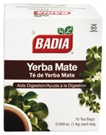Badia - Yerba Mate Tea - 10 Tea Bags by Badia
