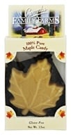 Coombs Family Farms - 100% Pure Maple Candy Maple Leaf - 1.5 oz. (710282610155)