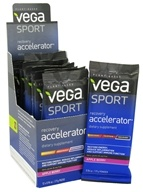 Vega Sport - Natural Plant Based Recovery Accelerator Apple Berry - 0.96 oz.