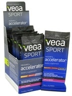 Vega Sport - Natural Plant Based Recovery Accelerator Apple Berry - 0.96 oz. - $2.19