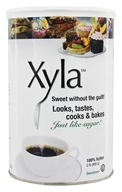 Image of Xylitol USA - Xyla All Natural Sugar Free Sweetener - 2 lbs.