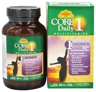 Country Life - Core Daily 1 For Women 50+ - 60 Tablets, from category: Vitamins & Minerals