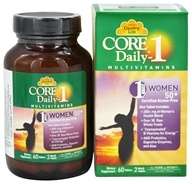Country Life - Core Daily 1 For Women 50+ - 60 Tablets (015794081968)