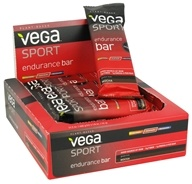 Vega Sport - Natural Plant Based Endurance Bar Mocha - 1.8 oz., from category: Nutritional Bars